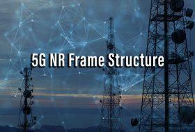 5G NR Frame Structure