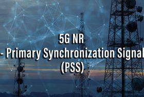 5G NR – Primary Synchronization Signal(PSS)