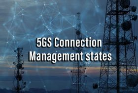 5GS Connection Management states
