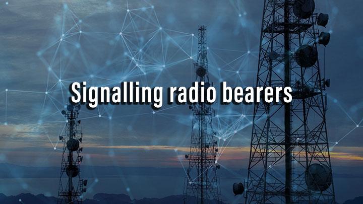 Signalling radio bearers