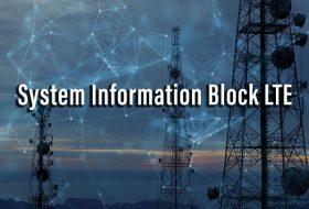 System Information Block LTE