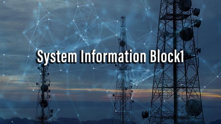 5G NR System Information Block1