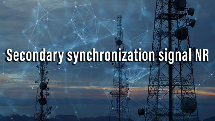 Secondary synchronization signal NR